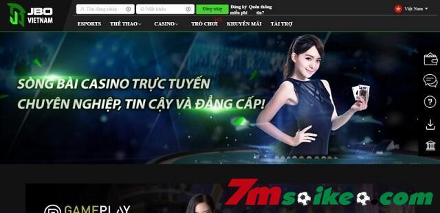 Casino Truc Tuyen Voi Song Bai An Tuong Va Dang Cap
