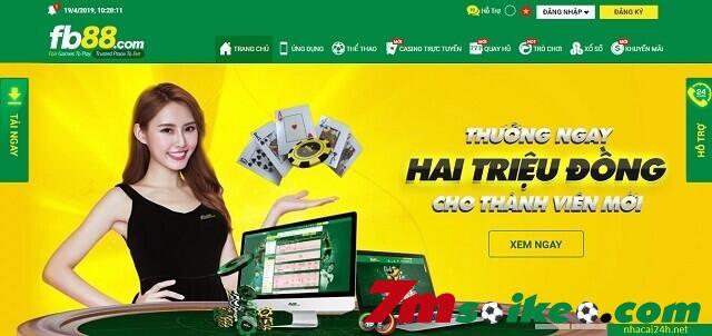 Fb88 La Thuong Hieu Nha Cai Non Tre Va Hop Phap Cho Nguoi Choi 1