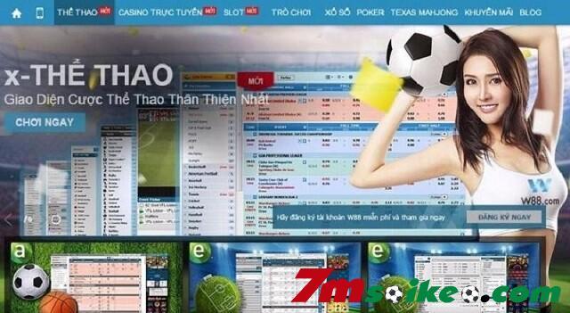 Giao Dien Website Nha Cai Duoc Thiet Ke Hai Hoa