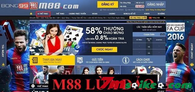 M88 Lua Dao La Thong Tin Khong Chinh Xac