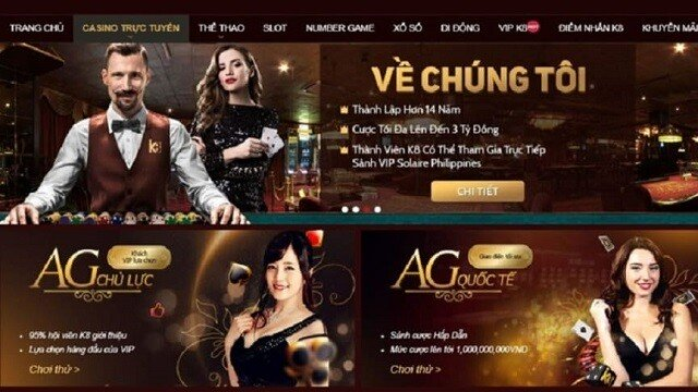 Giao Dien Website Chuyen Nghiep Va Hien Dai