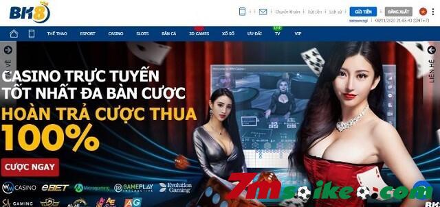Giao Dien Website Nha Cai Thiet Ke Vo Cung Hien Dai